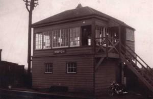 Weston Signalbox